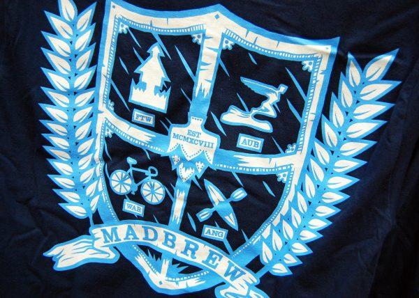 Madbrew Shield Long Sleeve T-Shirt