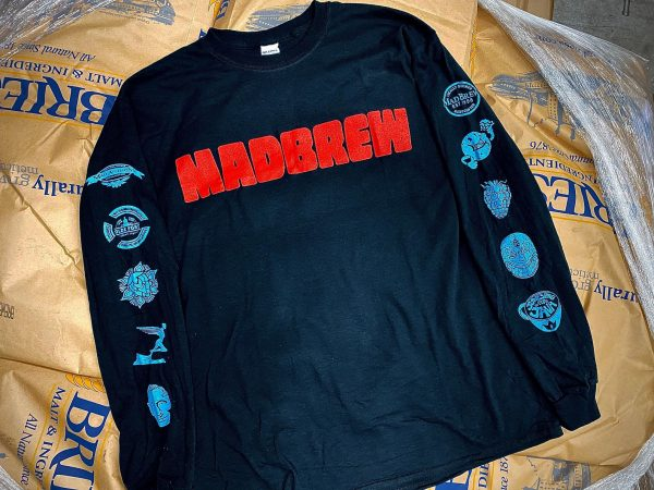 Mad Icon Long Sleeve T-Shirt