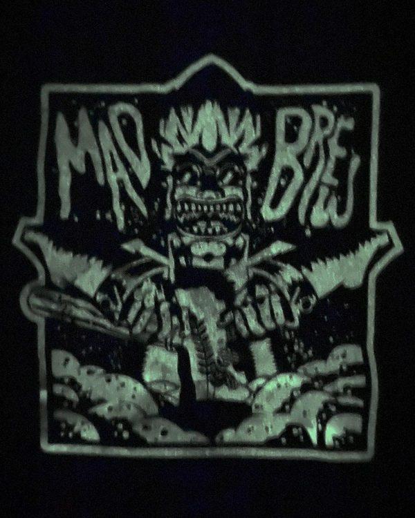 Mad Scientist Glow in the Dark T-shirt