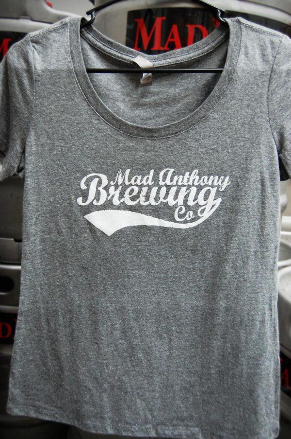 Ladies Scoopneck T-shirt