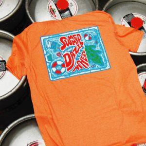 Summer Daze Shirt Back